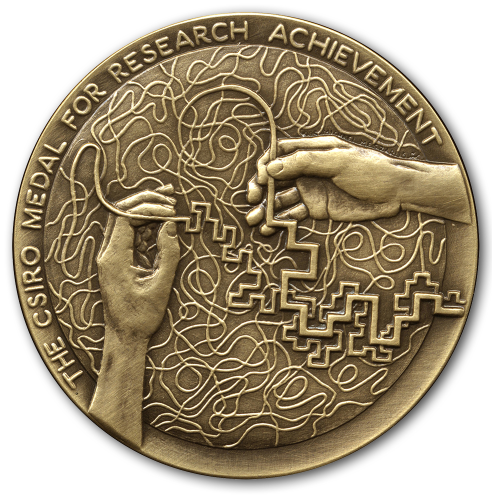 CSIRO Medal for Research Achievement