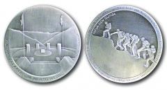 Kokoda Trekkers' Memento medal