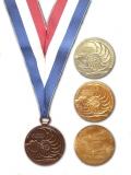 Singapore Womens Cycling Team medal set