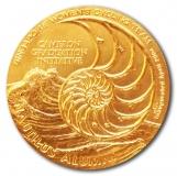 Singapore Womens Cycling Team medal obv
