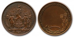 McCredie medal obv and rev