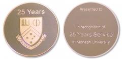 Monash University 30 Year Service Medal