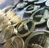 Rowing Australia medals in production